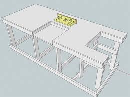 woodworking workbench plans 2 4 plans pdf download free workbench
