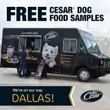 Cesar Dog Food Truck On Twitter: