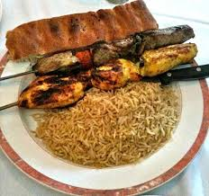 cuisine afghane kabul s combination kabab picture of kabul afghan cuisine