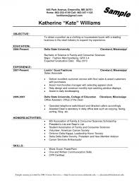 Clothing Store Sales Associate Resume Retail Sample With Experience Katherine Williams