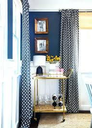 Navy Blue Dining Room Walls Curtains Living Best Ideas On Rugs Size