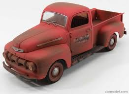 100 Sanford And Son Pickup Truck GREENLIGHT 12997 Scale 118 FORD USA F1 PICKUP SANFORD SON