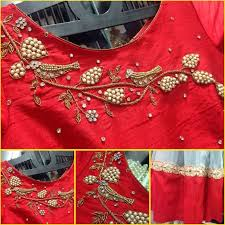 9 Indian Blouse Designs