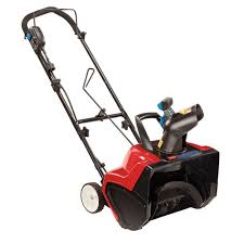 Toro Power Curve 18 in 15 Amp Electric Snow Blower The