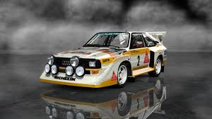 Audi Quattro S1 Tribute of a Rally Legend