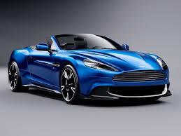 Aston Martin Reveals Vanquish Volante S Convertible
