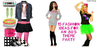 80s Theme Party Outfit Ideas 18 Fashion From 1980s