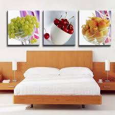 cadre cuisine cadre cuisine design 3 pcs sans cadre moderne cuisine toile