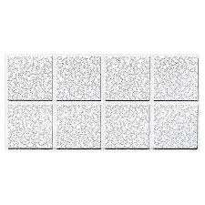2x4 Suspended Ceiling Tiles by Shop Armstrong Ceilings Common 48 In X 24 In Actual 47 704 In