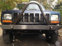 Affordable Stinger Front Bumper-Jeep Cherokee XJ/Comanche (84-01 ... Front And Rear Bumper Build 2nd Generation Dodge Nonpowertrain Aftermarket Rear Toyota Nation Forum Car Homemade Bumper Yamaha Rhino Forumsnet Extreme Duty Winch Bumper 9296 Truck It Pinterest Ford Stuff Plasmaspidercom Bumpers Selkey Fabricators Bed Slide Vehicles Contractor Talk Homemade Toyota Front Car Pictures Toyota Truck Rear Roll Cage Diy Metal Fabrication Com T Afford A Mercedes 6x6 Heres Your Alternative Custom Polaris Atv Build Kit For Trucks Move