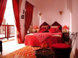 Ethnic Bedroom Design