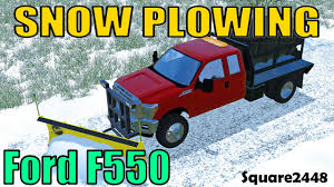 Farming Simulator 17: Snow Plowing With Ford F550 Plow Truck - YouTube Truck For Sale Plow Used 2008 Ford F250 Super Duty4x4plow Truckunbelievable Shape F550 Dump With And Spreader Salt Trucks 1995 L8000 Plow Truck Township Owned Sn1fdyk82e6sva62444 1999 Ford 4wd Plow Truck Online Government Auctions Of 1994 Item F5566 Sold Thursday Dec 2004 Super Duty Xl Regular Cab 4x4 Chassis In Old Snow Action Youtube 2011 F350 With Tailgate Spreader Wkhorse Plowing Landscaping Towing