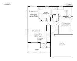 pulte homes houston floor plans
