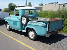 100 1956 Gmc Truck For Sale CC Capsule GMC Pickup Dont Judge A Pickup By Its Grille