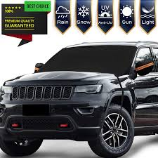100 Best Truck Tires For Snow Amazoncom Windshield Ice Cover Magnetic Large Car Covers