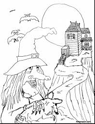 Scary Halloween Coloring Pages To Print by Magnificent Kids Animal Coloring Pages To Print With Print Out