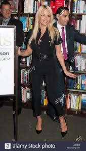 Pamela Anderson. Pamela Anderson Book Signing For
