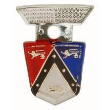 100 Ford Truck Emblems Body Side Emblem Dennis Carpenter Restoration Parts