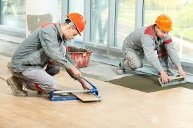 installing ceramic tiling osb subflooring