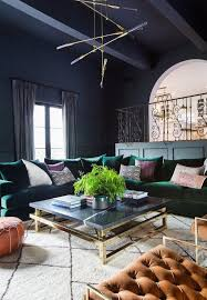 Dark Teal Living Room Decor by Amazing Green Green Couch Living Room Renovation With Helkk Com