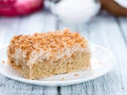 buttermilch kokos kuchen schnell und einfach
