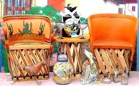 Mexican Outdoor Furniture Mexican Patio Furniture Tucson