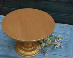 8 10 12 14 16 18 Inches Gold Cake Stand