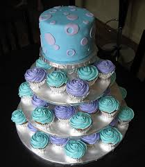 Cupcake Wedding Cakes Image