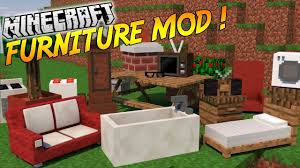 Furniture Mod for Minecraft 1 12 2 1 11 2