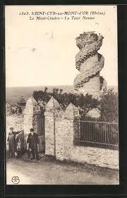 code postal cyr au mont d or cpa cyr au mont d or la tour de nesme au mont cindre