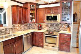 Kitchen Paint Colors With Light Cherry Cabinets by Kitchen Paint Colors With Cherry Cabinets Gray Cabinets Sink And