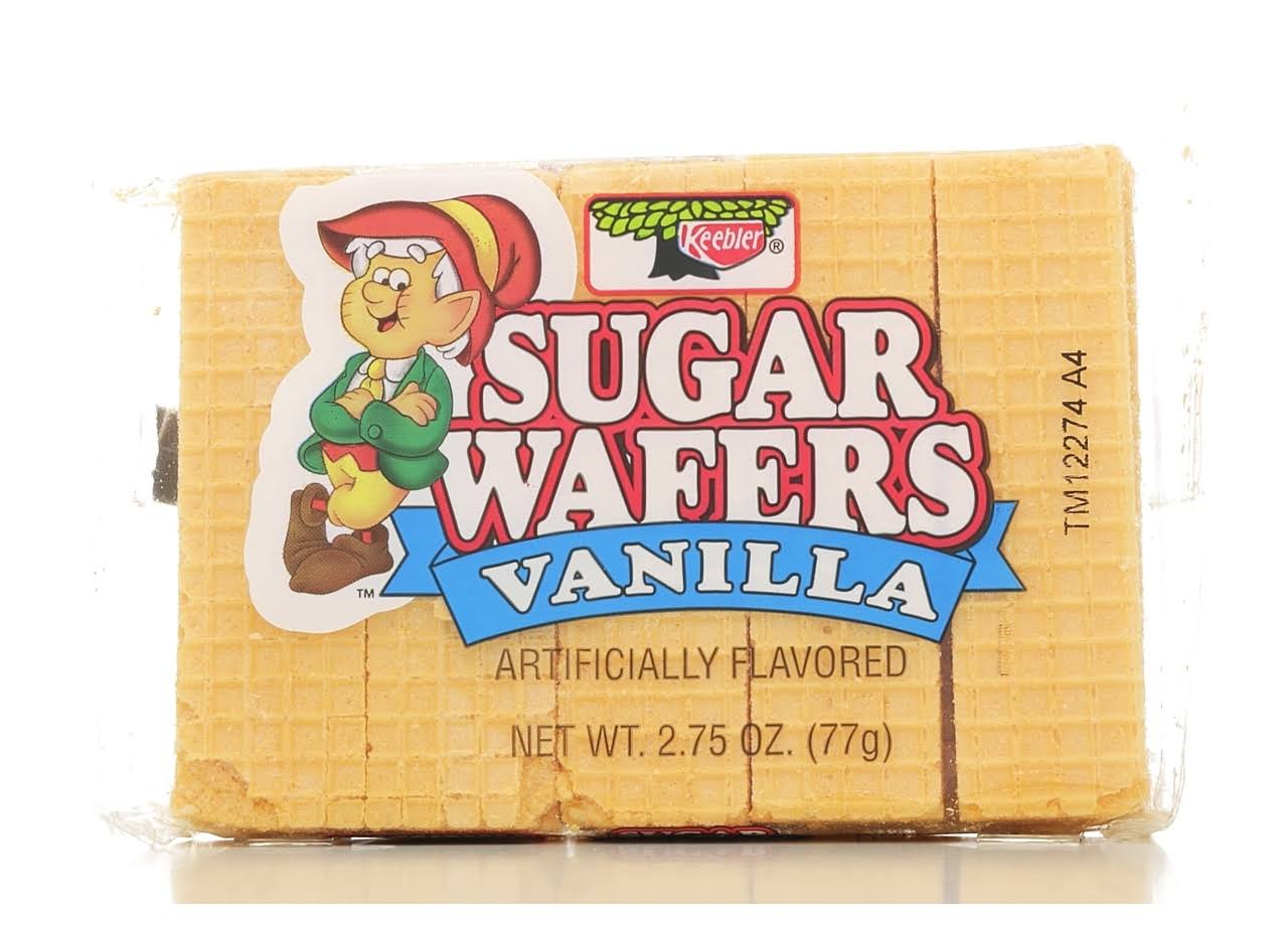 Keebler Sugar Wafers - Vanilla