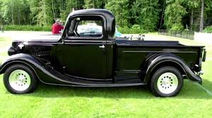 1935 Ford Pick Up Truck Shawnigan Lake Show & Shine 2012 - YouTube 1936 Ford Pickup Hotrod Style Tuning Gta5modscom Truck Flathead V8 Engine Truckin Magazine Impulse Buy Classic Classics Groovecar 1935 Custom Panel For Sale 4190 Dyler For Sale1 Of A Kind Built Sale 2123682 Hemmings Motor News 12 Ton S168 Dallas 2016 S341 Houston 2017 68 1865543 Stuff I Like Pinterest Trucks And Rats To 1937 On Classiccarscom Pickups Panels Vans Original