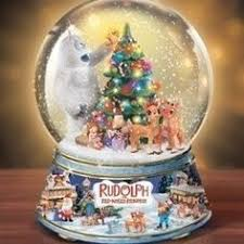 clara nutcracker musical christmas water globe christmas decor