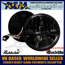 27290C And 27291C LED Headlamps From Truck-Lite - Embedded Computing ... Trucklite 40004 Backup Lamp Kit Amazonin Car Trucklite 1 Bulb Class I Yellow Round Strobe Tube Remote 300a Permanent Mount Signalstat Low Profile Lighting Companies Are Using More Leds 40028y 40 Economy Frontparkturn Light 97231 Ultra Flash Ii Heavyduty Solidstate Alinum 40700 Grommet For 4 Lamps Quadratec Chaing Gear Updates From Peterbilt Ryder Amazoncom 1001d Cab Marker Red Automotive Super 44 42 Diode Led