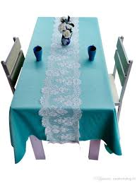 Wedding Table Runners Chair Sashes Covers Party Event Supplies Lace Fabric  Accessorie Home Textiles Kitchen Table Cloths Decoration 36*300cm Wedding  ... Monde 2 Chair Ding Set Blue Cushion New Bargains On Modus Round Yosemite 5 Piece Chair Table Chairs Aqua Tot Tutors Kids Tables Tc657 Room And Fniture Originals Charmaine Ii Extendable Marble 14 Urunarr0179aquadingroomsets051jpg Moebel Design Kingswood Extending 4 Carousell Corinne Medallion With Stonewash Wood Turquoise Chairs Farmhouse Table Turquoise Aqua