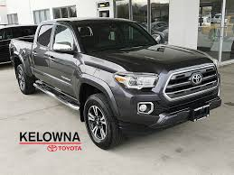 Used 2016 Toyota Tacoma Limited 4 Door Pickup In Kelowna #8ta3189a ... New 2018 Toyota Tundra Trd Offroad 4 Door Pickup In Sherwood Park Used 2013 Tacoma Prerunner Rwd Truck For Sale Ada Ok Jj263533b 2019 Toyota Trd Pro Awesome F Road 2008 Sr5 For Sale Tucson Az Stock 23464 Off Kelowna Bc 9tu1325 Toprated 2014 Trucks Initial Quality Jd Power 4wd 9ta0765 Best Edmunds Land Cruiser Wikipedia Supercharged Vs Ford Raptor Two Unique Go Headto At Hudson Serving Jersey City File31988 Hilux 4door Utility 01jpg Wikimedia Commons
