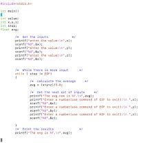100 Exit C Solved Language Please Orrect This Program This Prog