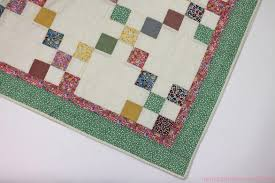 How to sew 9 patch quilt blocks 9 patch quilt variations