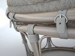 Pier One Papasan Chair Assembly by 3d Model Of Papasan Chair Youtube