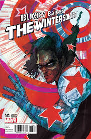 Marvel Comicss Bucky Barnes The Winter Soldier Issue 3b