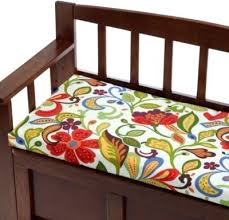 Patio Bench Cushions Walmart by Outdoor Bench Cushions Garden Grown Bench Cushion Cushion Only