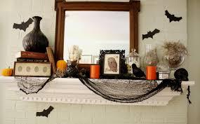 Halloween Mantel Scarf by Halloween Fireplace Decorations Binhminh Decoration
