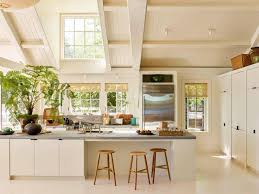 100 Sophisticated Kitchens 10 Almost AllWhite That Arent Plain Camille