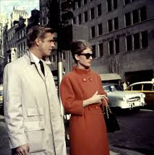 hepburn diamants sur canapé hepburn and george peppard in breakfast at s 1961