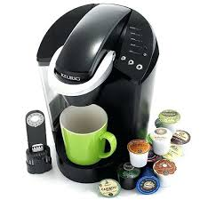 Keurig Cup Sizes Elite Brewing System Brews Coffee Under A Minute It Can Accommodate Three 6 Ounces Eight And Ten