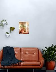 toskanischer zitronenbaum metallbild
