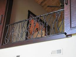Hand Made Tree Branch Outdoor Railing By Iron Mountain Forge ... Best 25 Interior Railings Ideas On Pinterest Stairs Stair Case Banister Banisters Staircase Model Indoor Railings Unique Railing Styles Latest Elegant Ideas Uk Design With High Wood Handrail Timber This Staircase Uses High Quality Wrought Iron Balusters To Create A Mustsee Fixer Upper Reno Rustic Barn Doors And A Go Unusual Pink 19th Century Balcony With Wooden In Light Fittings In Large Modern Spanish Hall Glass Home By Larizza Contemporary Stairs Floating