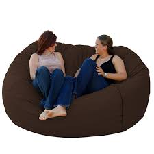 Amazon.com: Cozy Sack 6-Feet Bean Bag Chair, Large, Chocolate ... Amazoncom Colorful Kids Bean Bag Chair With Dogs Natural Linen Bean Bag Chairs For Sale Chair Fniture Prices Brands Dog Bed Korrectkritterscom Cordaroys Convertible Bags Theres A Bed Inside Full Shop Majestic Home Goods Ellie Classic Smalllarge Big Joe Milano Green Sofa 8 Steps Pictures Comfort Research Zulily Emb Royal Blue Dgbeanlargesolidroyblembgg Fuf Nest Wayfair Queen