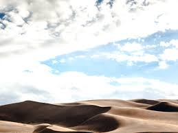 Travel To Know Yourself Sand Dunes Desert Sky Cloud Travelzoo Iceland
